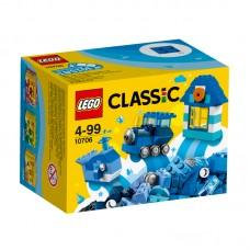 LEGO Classic Mėlynoji kūrybos dėžutė 10706
