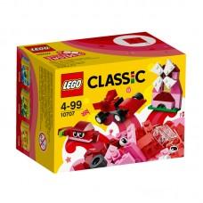 LEGO Classic Raudonoji kūrybos dėžutė 10707