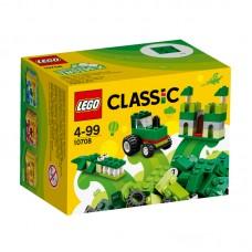 LEGO Classic Žalioji kūrybos dėžutė 10708