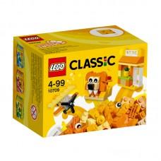 LEGO Classic Oranžinė kūrybos dėžutė 10709