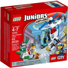 LEGO Juniors Policijos sraigtasparnis 10720