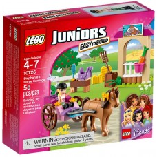 LEGO Juniors Stefani karieta  10726