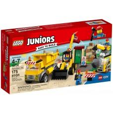 LEGO Juniors Griovimo darbai 10734