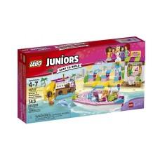 LEGO Juniors Andrėjos ir Stefanijos paplūdimio atostogos 10747