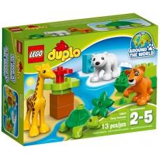 LEGO DUPLO Gyvūnėliai 10801