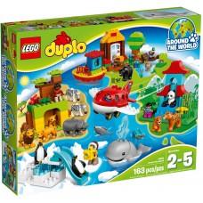 LEGO DUPLO Aplink pasaulį 10805
