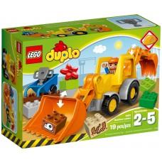 LEGO DUPLO Ekskavatorius 10811