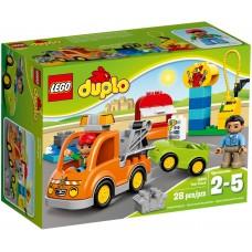 LEGO DUPLO Evakuatorius 10814