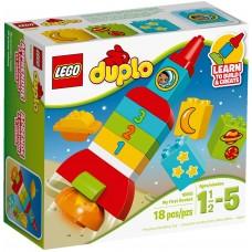 LEGO DUPLO Mano pirmoji raketa 10815