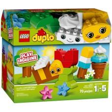 LEGO DUPLO Kūrybinė skrynelė 10817