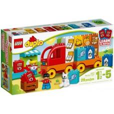 LEGO DUPLO Maisto prekių sunkvežimis 10818