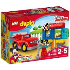 LEGO DUPLO Mikio autoservisas 10829