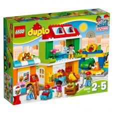 LEGO DUPLO Miesto aikštė 10836