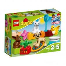 LEGO DUPLO Naminiai gyvūnai 10838
