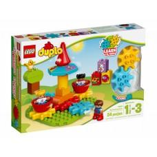 LEGO DUPLO Mano pirmasis atrakcionas 10845