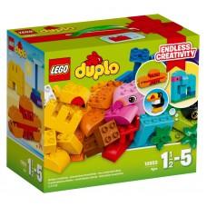 LEGO DUPLO Įkvėpkite savo mažylį sukurti tropikų rojaus kampelį 10853