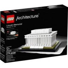 LEGO Architecture Lincoln Memorial 21022