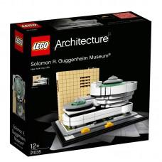 LEGO Architecture Gugenheimo muziejus 21035