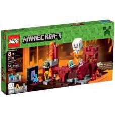 LEGO Minecraft Požeminė tvirtovė 21122