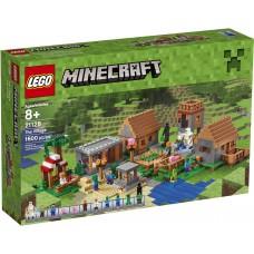 LEGO Minecraft Sodžius 21128