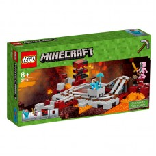 "LEGO Minecraft ""The Nether"" geležinkėlis 21130"