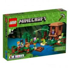 LEGO Minecraft I Raganos trobele I 21133