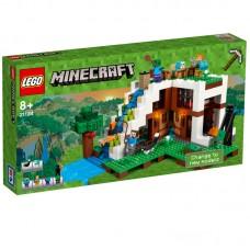 LEGO Minecraft I Krioklio bazė I 21134