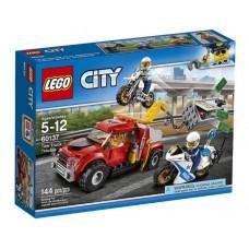 LEGO City Pavojingos gaudynės 60137