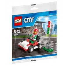 LEGO City Lenktyninkas 30314