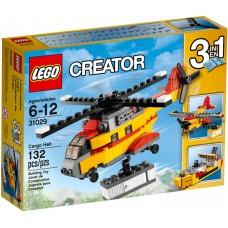 LEGO Creator Krovininis sraigtasparnis 31029