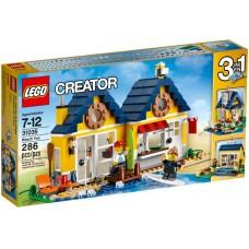 LEGO Creator Paplūdimio trobelė 31035