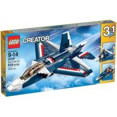 LEGO Creator Mėlynas lėktuvas 31039