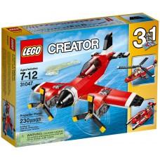LEGO Creator Lėktuvas su propeleriu 31047