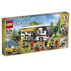 LEGO Creator I Namelis ant ratų I 31052