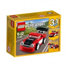 LEGO Creator Raudona lenktyninė mašina 31055