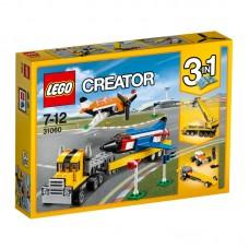 LEGO Creator Figūrinio skraidymo asai 31060