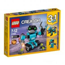 LEGO Creator Robotas tyrinėtojas 31062