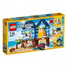 LEGO Creator Atostogos paplūdimyje 31063