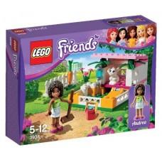 LEGO Friends Andrėjos triušio namelis 3938