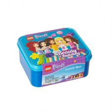 LEGO Friends priešpiečių dėžutė mėlyna 4050