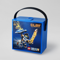 LEGO Nexo Knights Priešpiečių dėžutė su rankena 4051