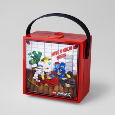 LEGO NINJAGO Priešpiečių dėžutė su rankena 4051