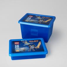 LEGO Nexo Knights dėžės 4094+4092