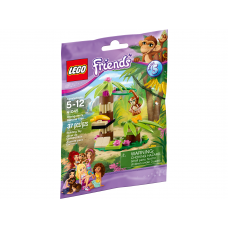 LEGO® Friends Orangutango bananų medis 41045