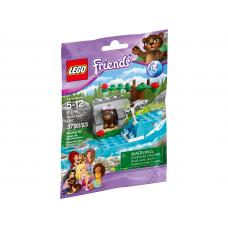 LEGO® Friends Rudojo lokio upė 41046