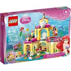 LEGO Disney Princess Arielės povandeniniai rūmai 41063