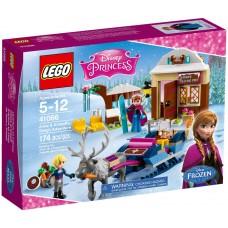LEGO Disney Princess Anos ir Kristofo rogutės 41066