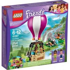 LEGO Friends Hartleiko karšto oro balionas 41097