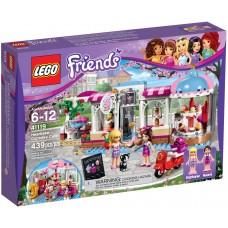 LEGO Friends Hartleiko keksiukų kavinė 41119