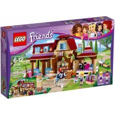 LEGO Friends Hartleiko jodinėjimo klubas 41126